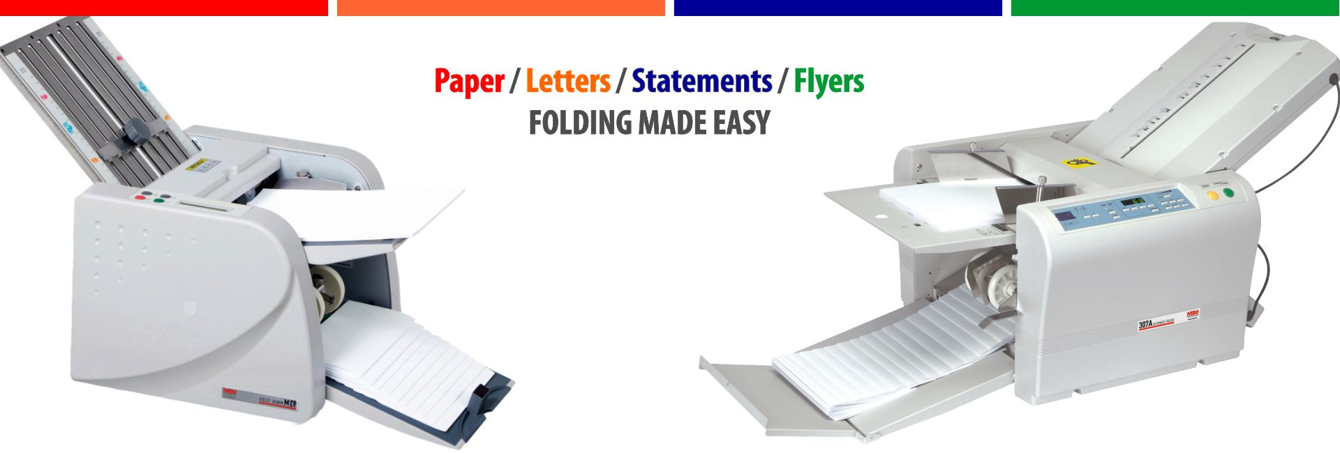 Paper Folding Mailing Solutions
