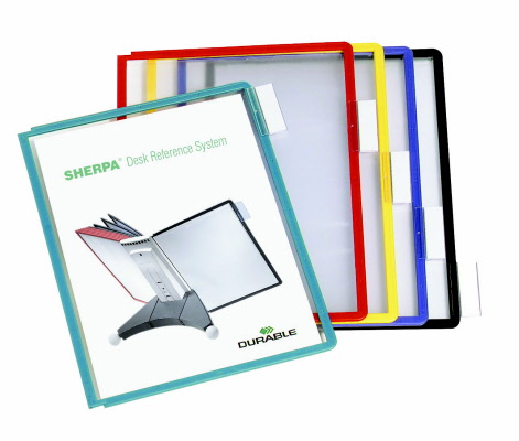 Sherpa Vario Pro Durable Catalog Rack Reference System