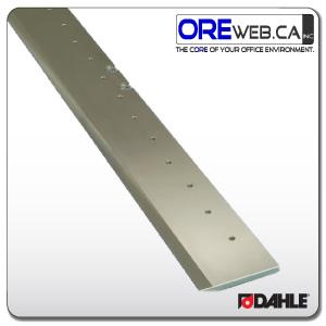 upper blade guillotine dahle 533 cutter part 00533 60 0190